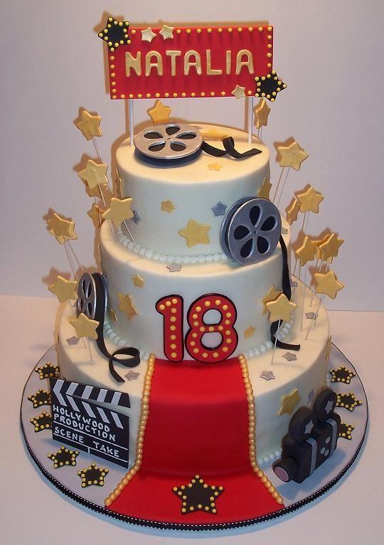 Sweet Sensation Birthday Cakes